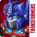 logo  TRANSFORMERS: Battle Tactics