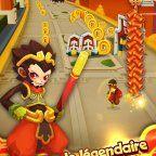 Monkey King Escape, Monkey King Escape : un runner par Ubisoft pour Android