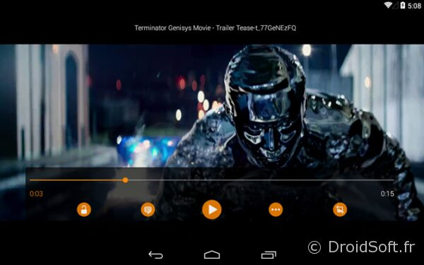 vlc android 1.0