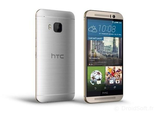 android htc one m9 2015