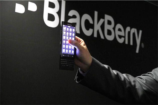 blackberry edge