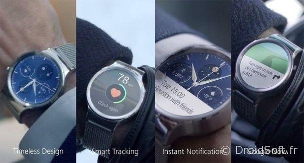 huawei-watch ecran prix