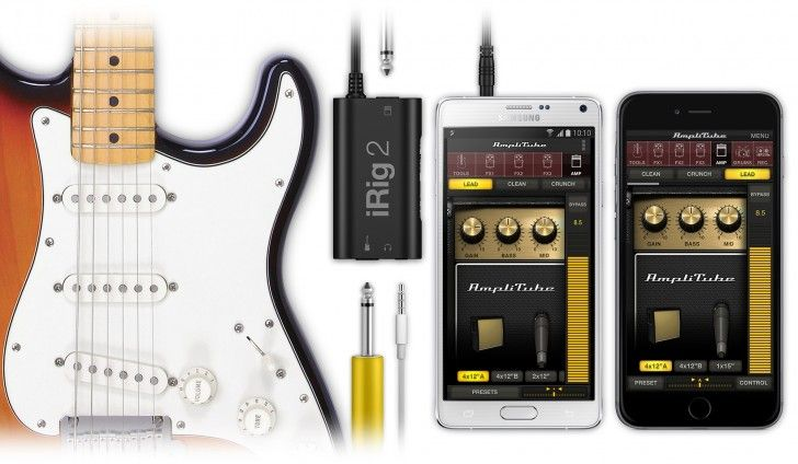 irig android guitare