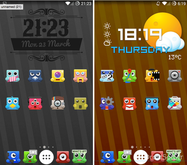 monsters icons pack apk
