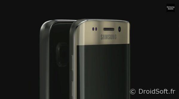 samsung s6 et S6 edge profil