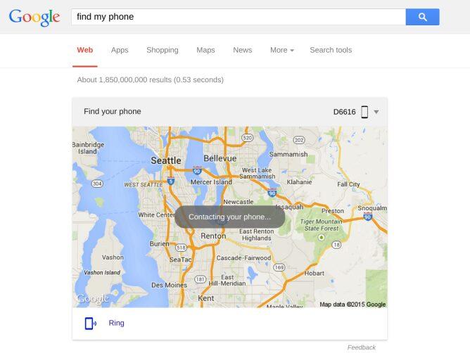 find my phone google maps