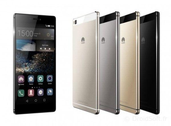 huawei p8 officiel smartphone pas cher 1