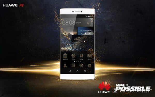 huawei p8 officiel smartphone pas cher