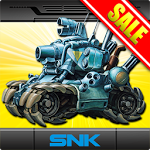 logo  METAL SLUG 3