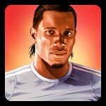 logo  Goal One - Didier Drogba