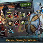 Masters of the Masks, Masters of the Masks : un jeu de rôle inattendu de Square Enix pour Android