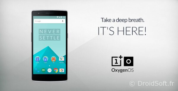 oxygen android oneplus
