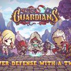 Tiny Guardians, Tiny Guardians apporte une vision rafraîchissante du TD sur Android