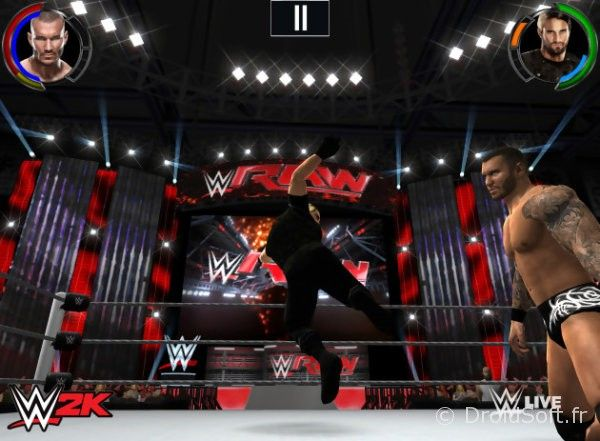 wwe-2k android