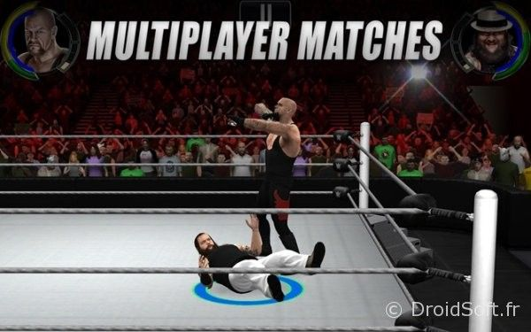 wwe2K android 1