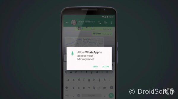 android permissions 6