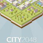 City 2048, City 2048 : une variante de 2048 avec des villes sur Android