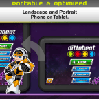 DittoBeat, DittoBeat rajeunit le jeu musical « Simon » sur Android