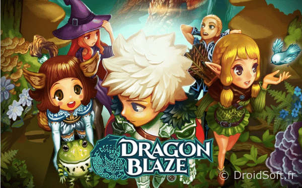 dragon blaze android