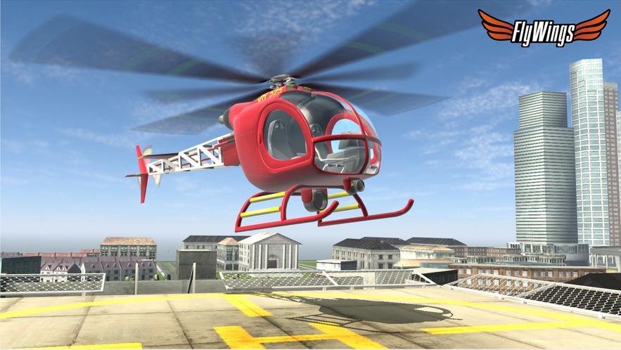 flywings android helico
