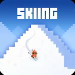 logo  Skiing Yeti Mountain