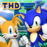 logo  Sonic 4 Episode II THD