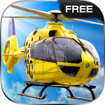 logo  Helicopter Simulator 2015 Free