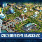 Jurassic World, Jurassic World : le jeu de gestion est disponible sur Android un peu avant le film
