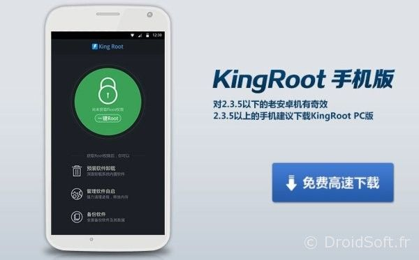 kingroot rooter android