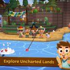 Seabeard, L'»Animal Crossing»-like Seabeard navigue sur Android