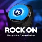 shazam android wear