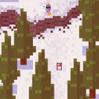 skiing yeti mountain, Cherchez le Yeti à skis dans Skiing Yeti Mountain sur Android