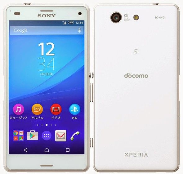xperia-A4 sony smartphone