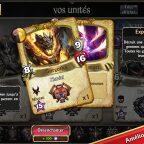 Gems of War, Gems of War : un nouveau jeu de rôle et de match-3 par les créateurs de Puzzle Quest sur Android