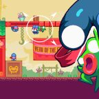 Green Ninja: Year of the Frog, Green Ninja: Year of the Frog : le dernier jeu de Nitrome sur Android