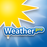 logo  WeatherPro HD for Tablet