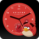 logo  Angry Birds Aviator Watch Face