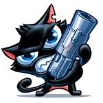 logo  Guncat