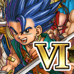 logo  DRAGON QUEST VI