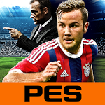 logo  PES CLUB MANAGER