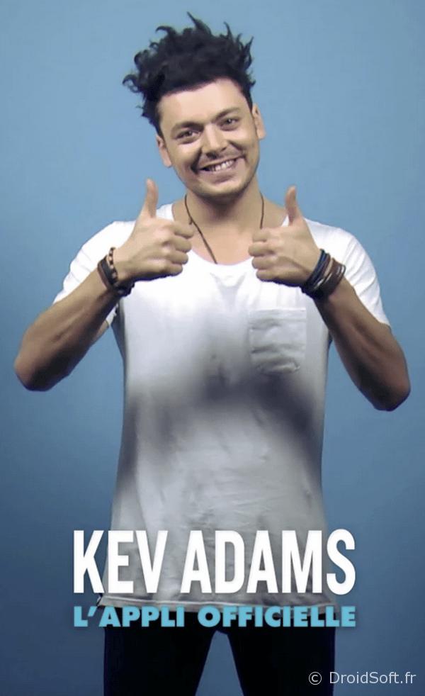 kev adams app android