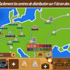 Logis Tycoon Evolution, Logis Tycoon Evolution : un nouveau jeu de transport de marchandises sur Android