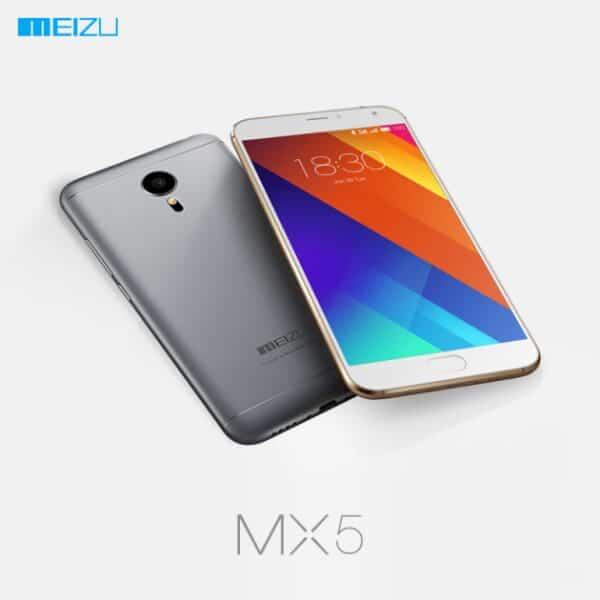 meizu mx5 officiel