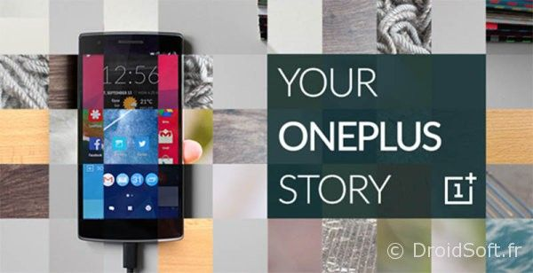 oneplus your story