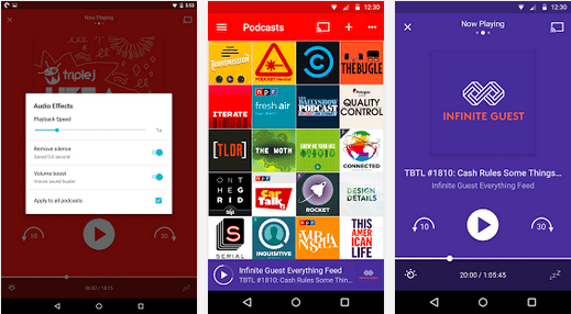 pocket cast apk