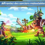 School of magic, School of magic : un joli jeu de gestion et de sorcellerie sur Android