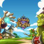 School of magic, School of magic : un joli jeu de gestion et de sorcellerie sur Android