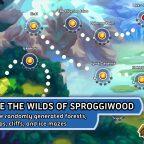 Sproggiwood, Sproggiwood : un roguelike délirant et profond sur Android