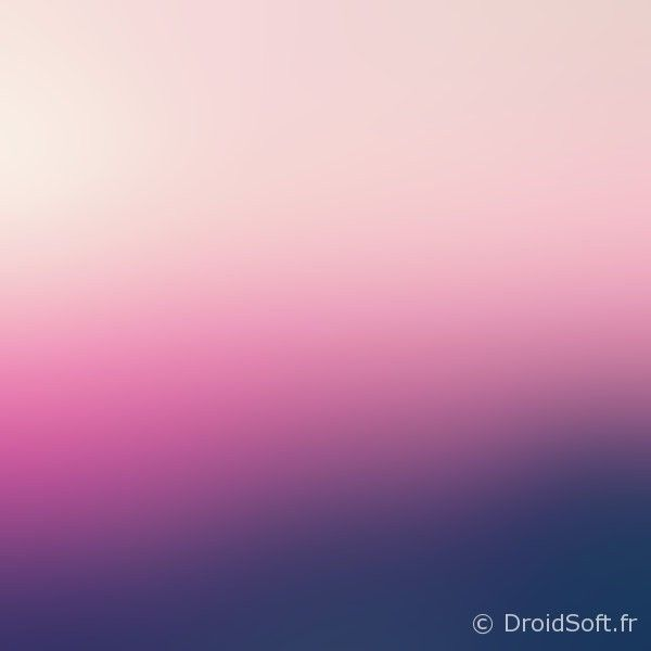 wallpaper hd android motif rose floute blur 2