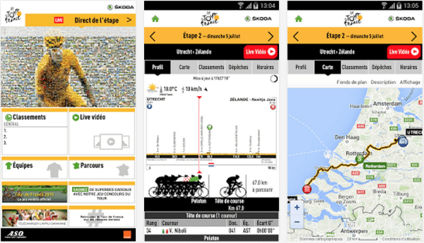 capture tour de france apk